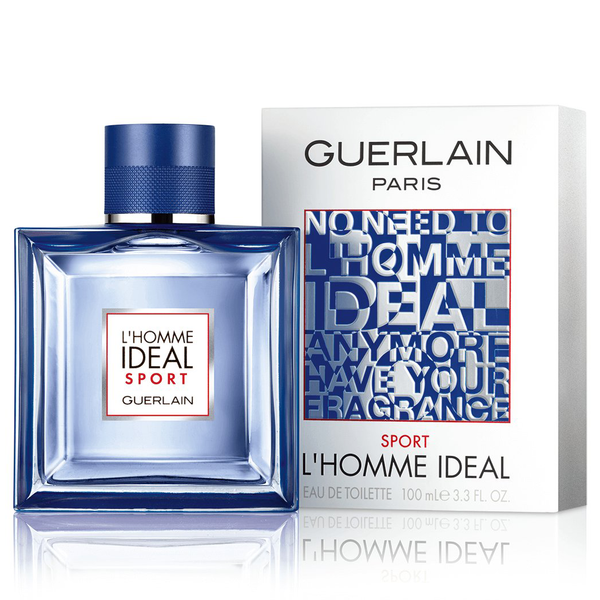 L'Homme Ideal Sport by Guerlain 100ml EDT
