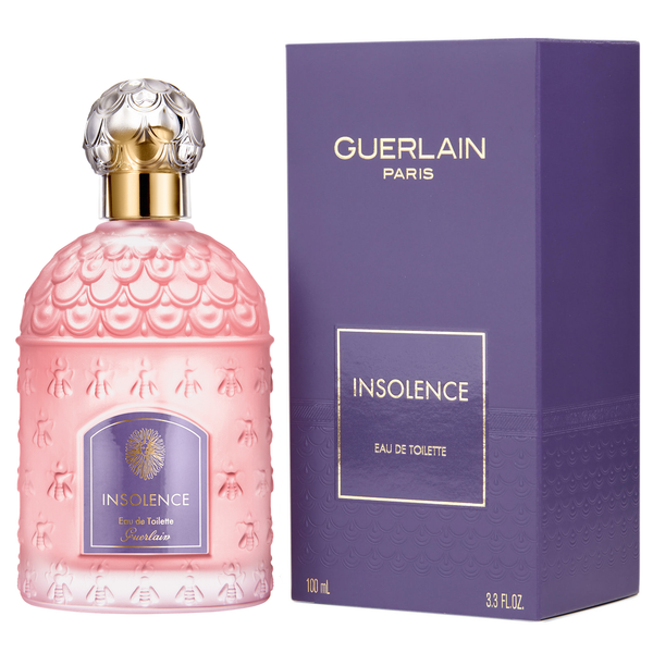 Insolence by Guerlain 100ml EDT (New Packaging)