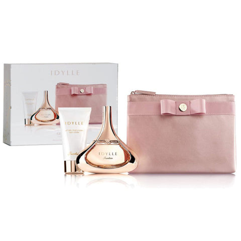 Idylle by Guerlain 50ml EDP 3 Piece Gift Set