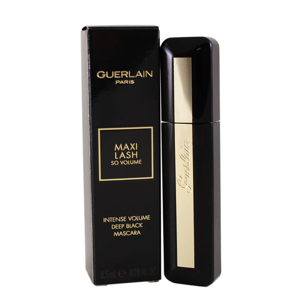 Guerlain Maxi Lash So Volume Intense Volume Deep Black Mascara