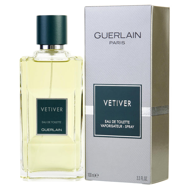 Vetiver by Guerlain 100ml EDT for Men