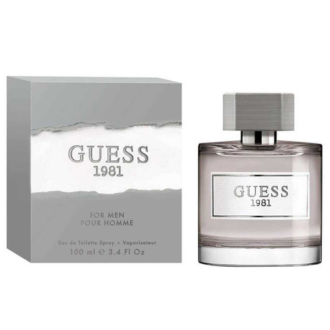 Guess 1981 by Guess 100ml EDT for Men