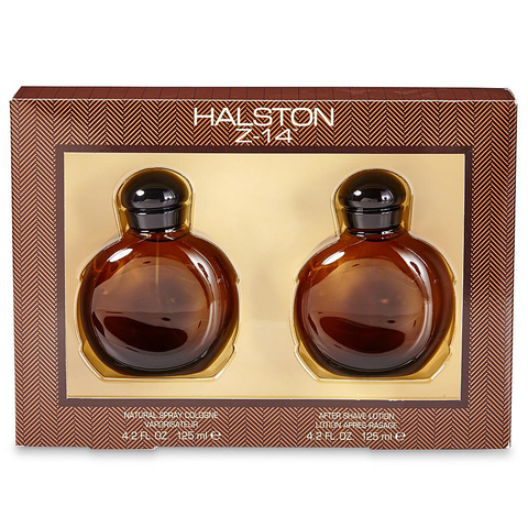 Halston Z-14 by Halston 125ml Cologne 2 Piece Gift Set
