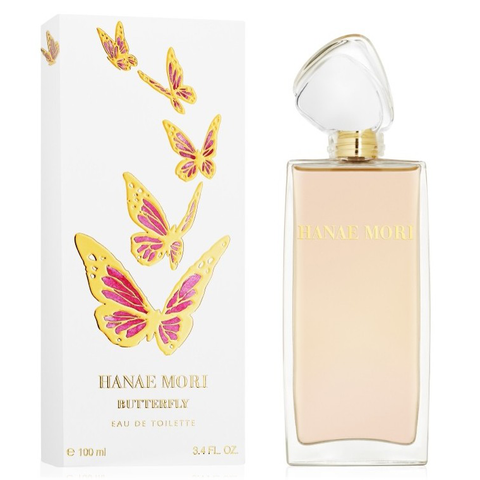 Butterfly by Hanae Mori 100ml EDT for Women