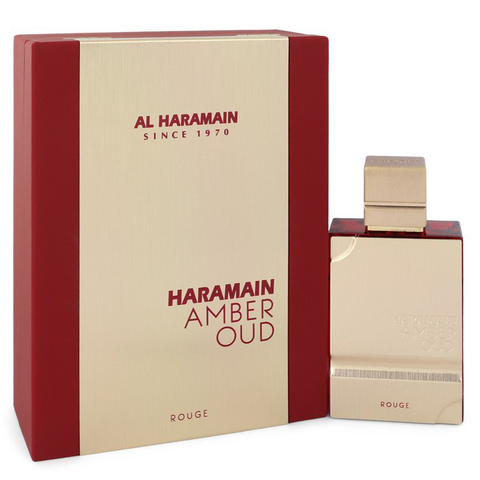Amber Oud Rouge by Al Haramain 60ml EDP