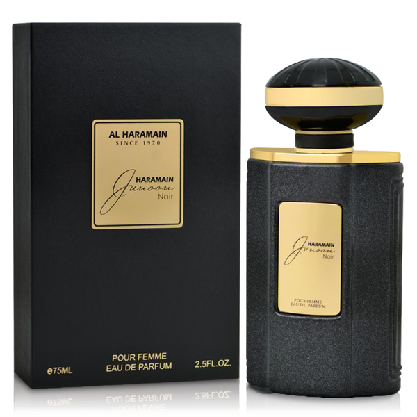Junoon Noir by Al Haramain 75ml EDP for Women