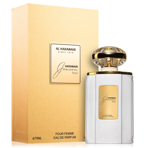 Junoon Rose by Al Haramain 75ml EDP for Women