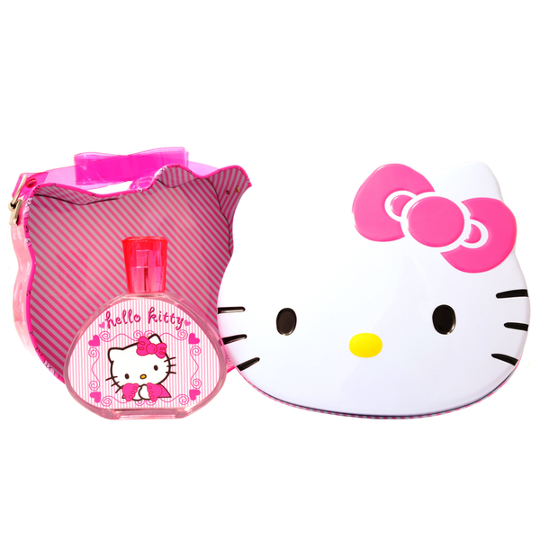 Hello Kitty by Hello Kitty 100ml EDT 2 Piece Gift Set