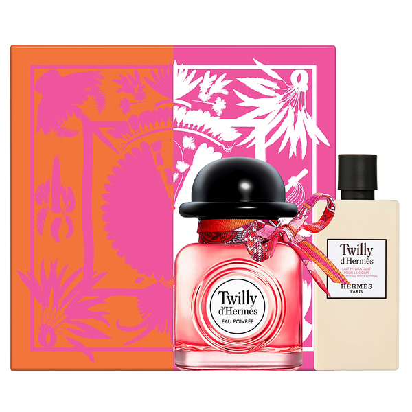 Twilly d'Hermes Eau Poivree by Hermes 85ml EDP 2pc Gift Set