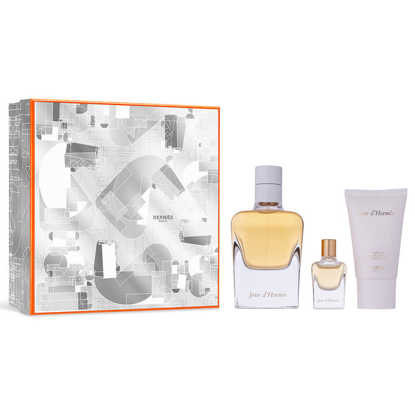 Jour D'Hermes by Hermes 85ml EDP 3 Piece Gift Set