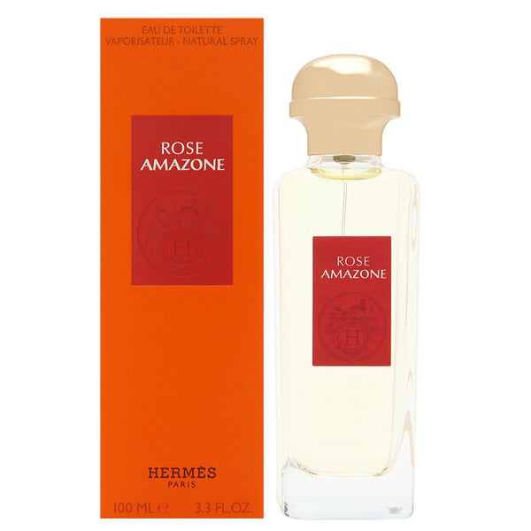 Rose Amazone by Hermes 100ml EDT for Women