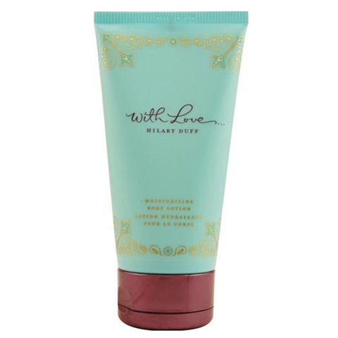 With Love by Hilary Duff 100ml Moisturizing Body Lotion