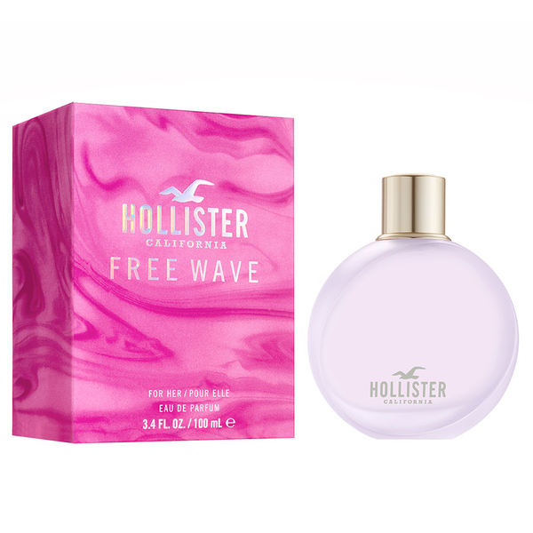 Free Wave by Hollister 100ml EDP for Women