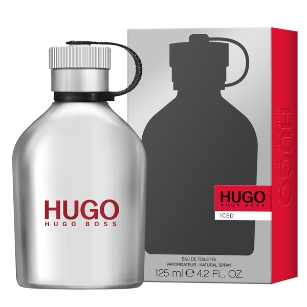 Hugo Iced by Hugo Boss 125ml EDT for Men