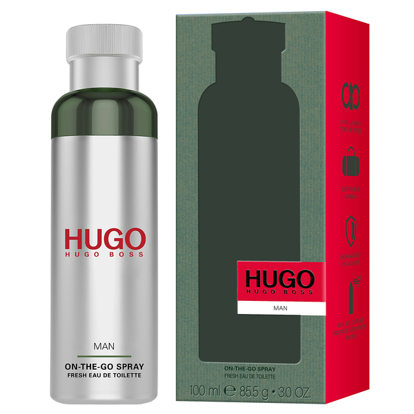 Hugo Man On The Go by Hugo Boss 100ml EDT