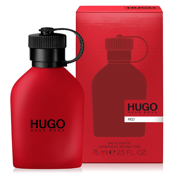 Hugo Red by Hugo Boss 75ml EDT
