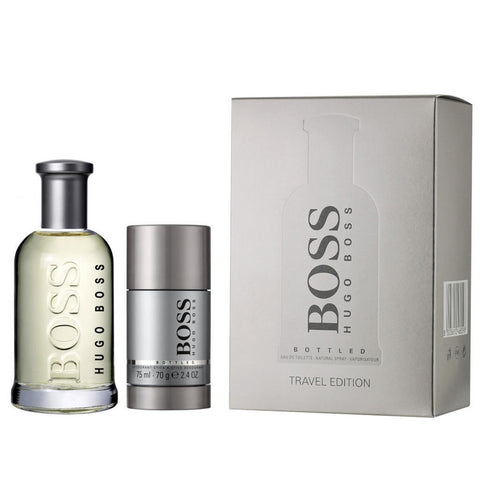 816bf85a07 Boss Bottled by Hugo Boss 100ml EDT 2 Piece Gift Set