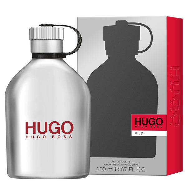 Hugo Iced by Hugo Boss 200ml EDT