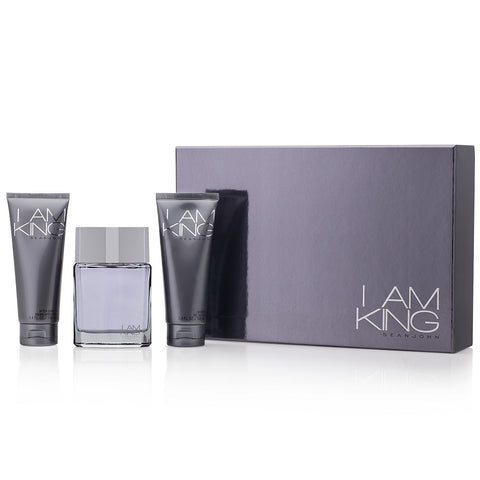 I Am King by Sean John 100ml EDT 3 Piece Gift Set