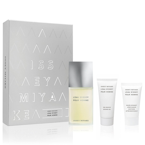 L'Eau d'Issey Fraiche by Issey Miyake 100ml EDT 3pc Gift Set