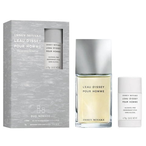 L'Eau d'Issey Fraiche by Issey Miyake 100ml EDT 2pc Gift Set