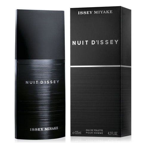 Nuit D'Issey by Issey Miyake 125ml EDT