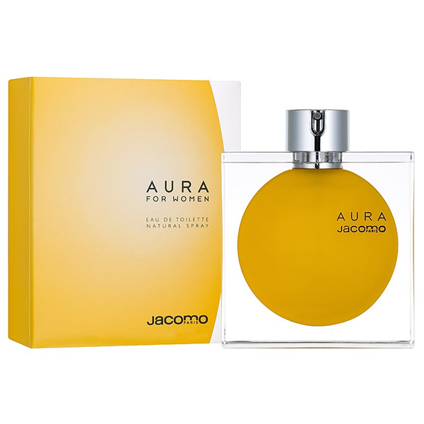 Aura by Jacomo 75ml EDT for Women