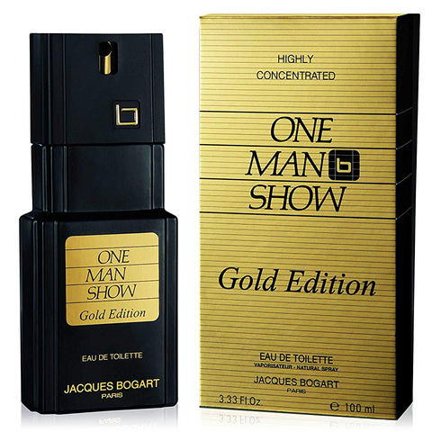 One Man Show Gold by Jacques Bogart 100ml EDT
