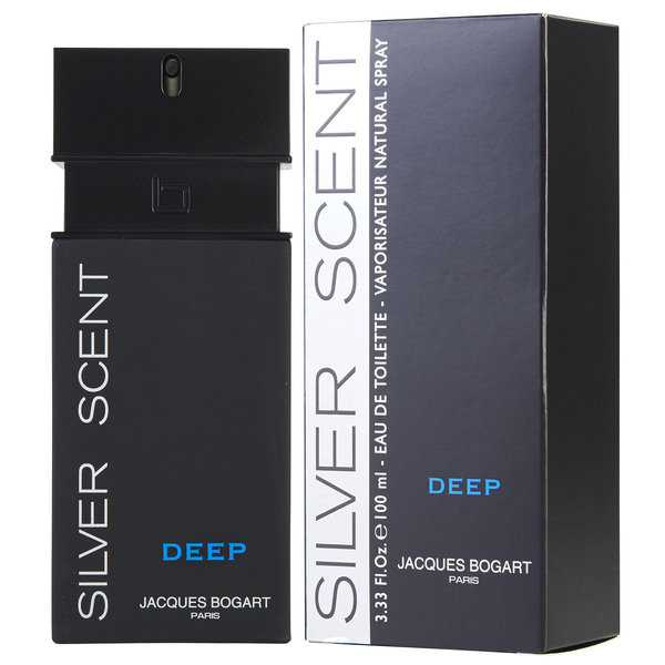 Silver Scent Deep by Jacques Bogart 100ml EDT