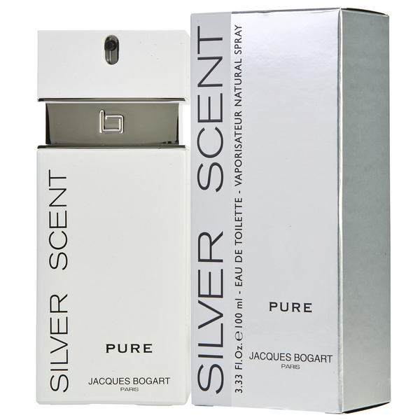 Silver Scent Pure by Jacques Bogart 100ml EDT