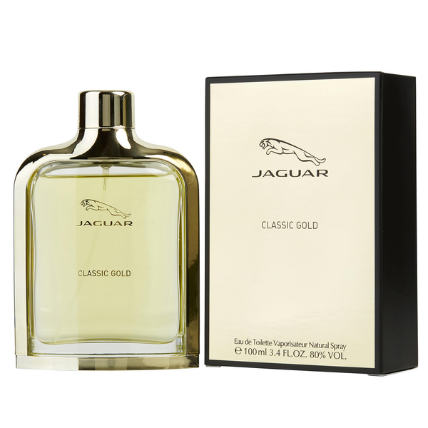 Classic Gold by Jaguar 100ml EDT for Men