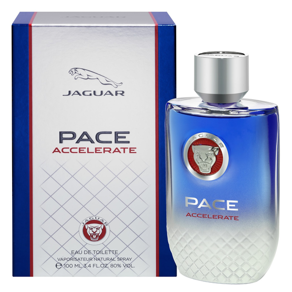 Jaguar Pace Accelerate by Jaguar 100ml EDT