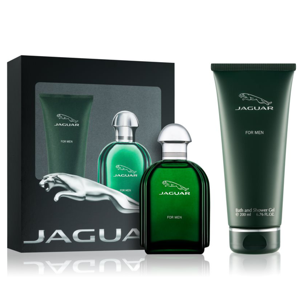 Jaguar for Men by Jaguar 100ml EDT 2 Piece Gift Set