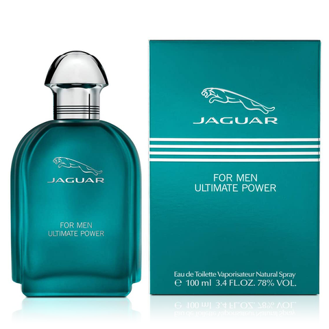 Ultimate Power by Jaguar 100ml EDT for Men