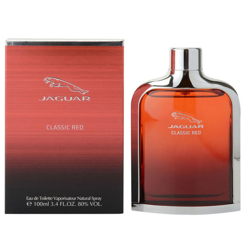 Jaguar Classic Red by Jaguar 100ml EDT (M)