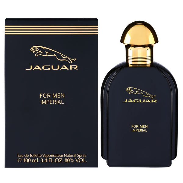 Jaguar Imperial by Jaguar 100ml EDT for Men