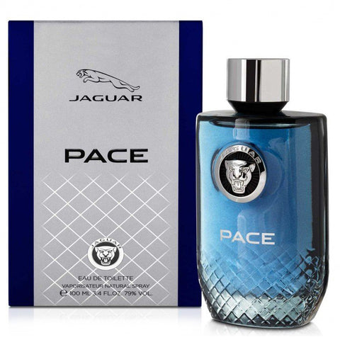 Jaguar Pace by Jaguar 100ml EDT for Men
