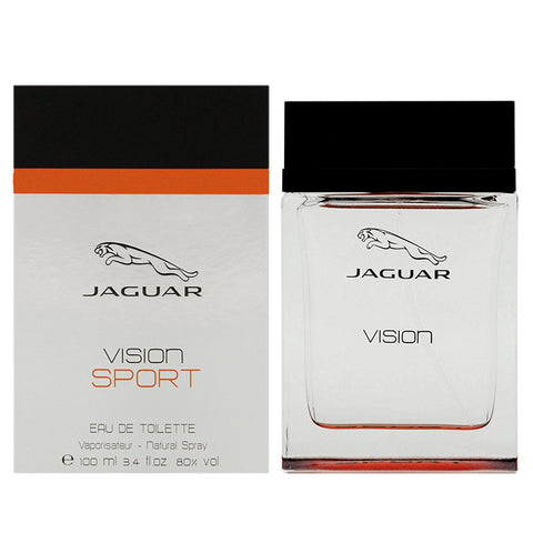 Vision Sport by Jaguar 100ml EDT for Men