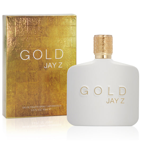 Gold by Jay-Z 90ml EDT Spray for Men