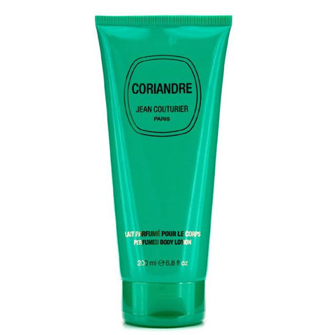 Coriandre by Jean Couturier 200ml Perfumed Body Lotion