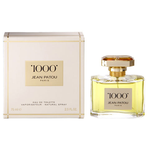 1000 by Jean Patou 75ml EDT for Women