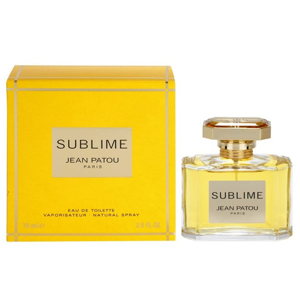 Sublime by Jean Patou 75ml EDT for Women