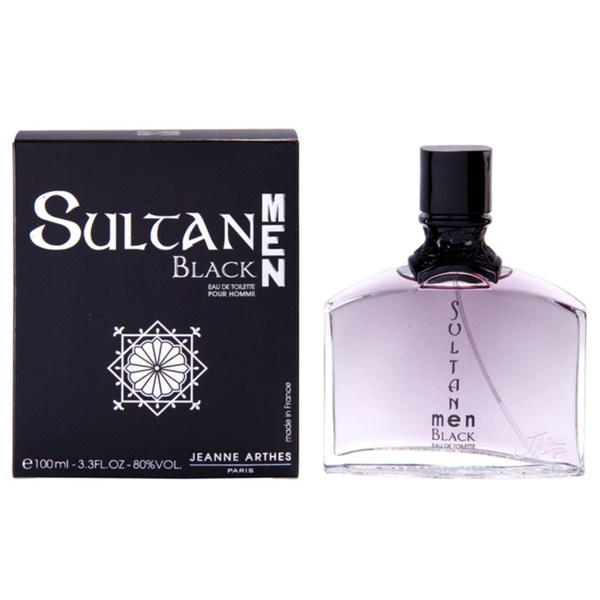 Sultan Black by Jeanne Arthes 100ml EDT