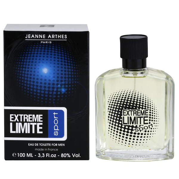 Extreme Limite Sport by Jeanne Arthes 100ml EDT