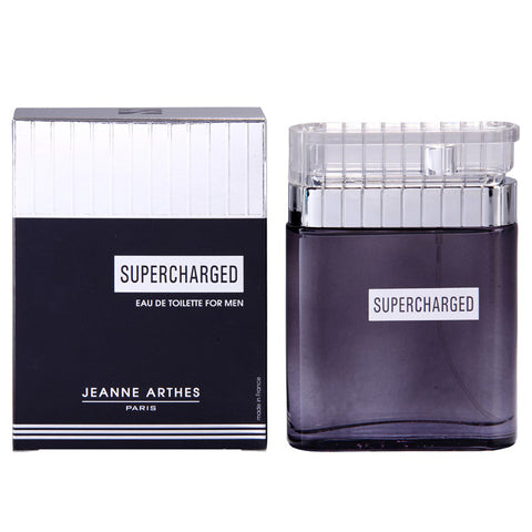 Supercharged by Jeanne Arthes 100ml EDT