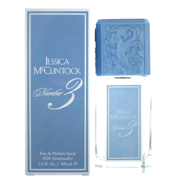 Number 3 by Jessica Mcclintock 100ml EDP