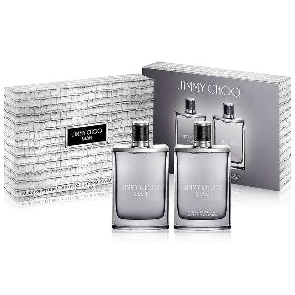 Jimmy Choo Man 100ml EDT 2 Piece Gift Set