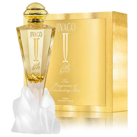 24K Gold by Jivago 75ml EDP for Women