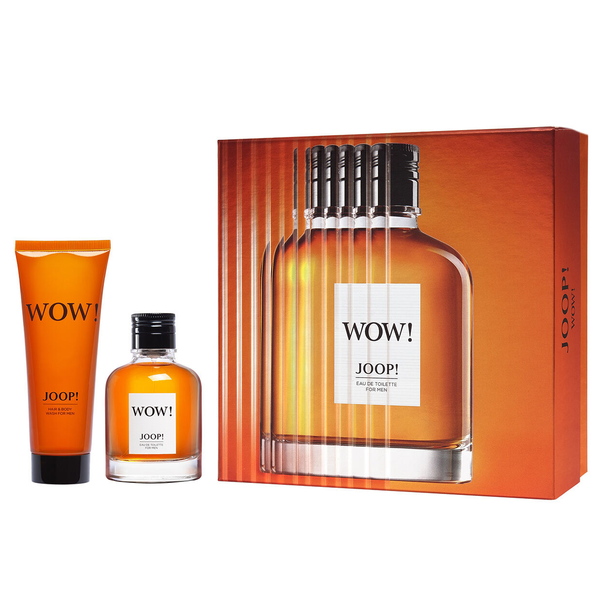 Joop Wow! by Joop 60ml EDT 2 Piece Gift Set