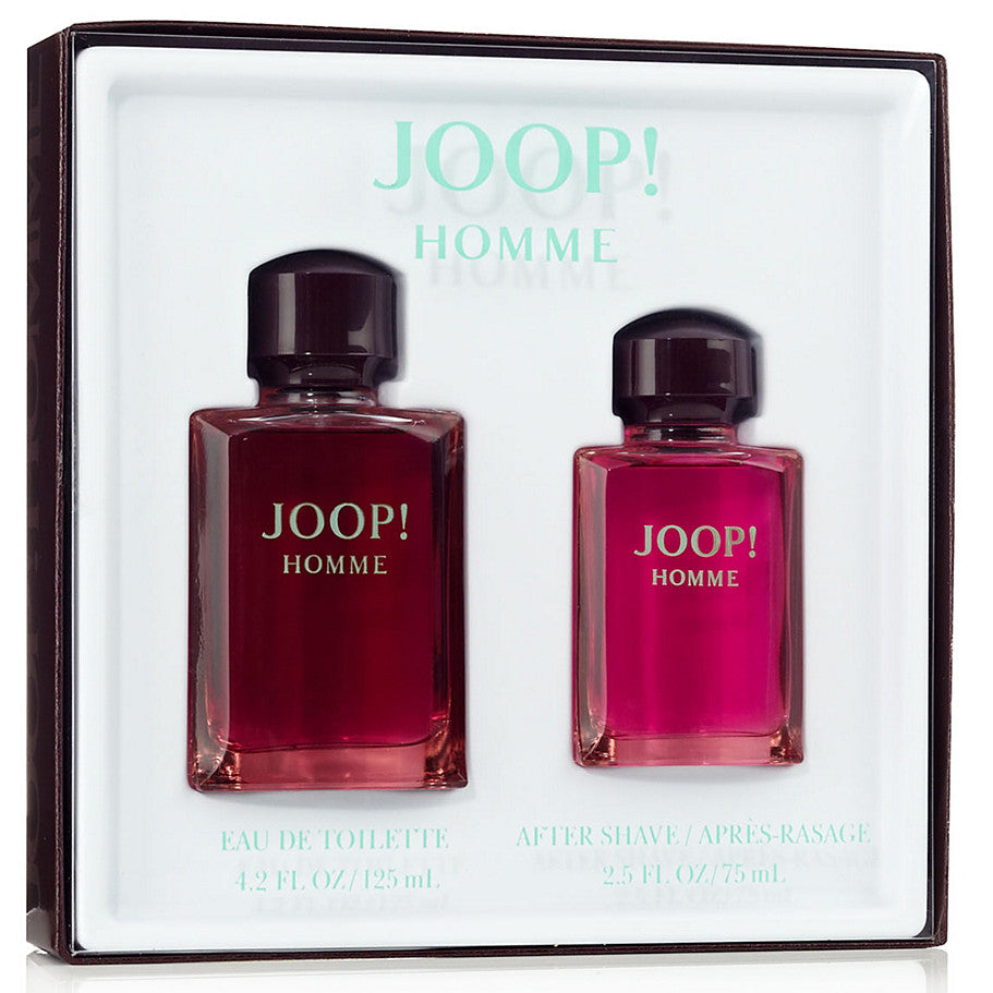 cheapest price in stock later Joop Homme by Joop 125ml EDT 2 Piece Gift Set